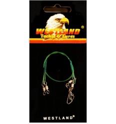 Westland stålforfang fra Westland på fisk på krogen