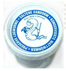 Konserverede sandorme