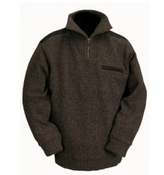 Westland Brun Galloway Sweater