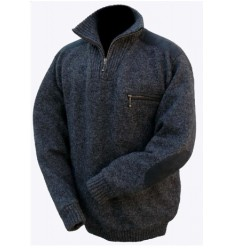 Westland Charcoal Galloway Sweater