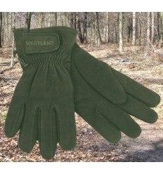 Handske Nubuck Olive